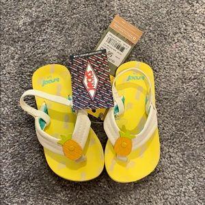 Reef 🍍 Pineapple Sandals